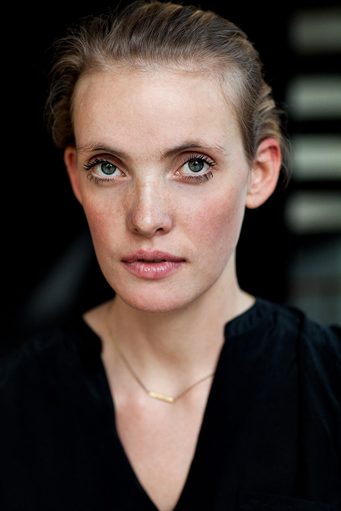 Maike Elena Schmidt Schauspielerin bei der Agentur Underplay Berlin