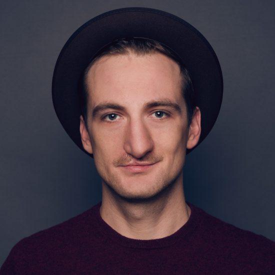 Valentin Erb Schauspieler bei der Agentur Underplay Berlin