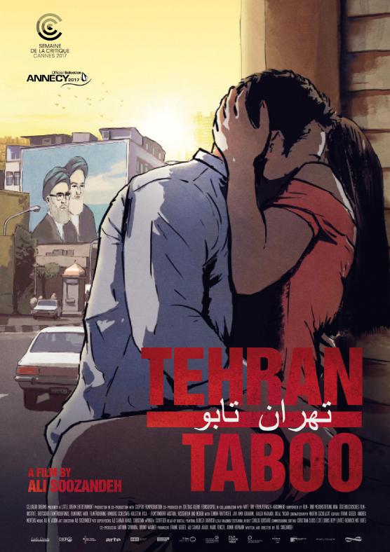 "KINOSTART: ""Teheran Taboo"" – mit Hasan Ali Mete ab 16.11"