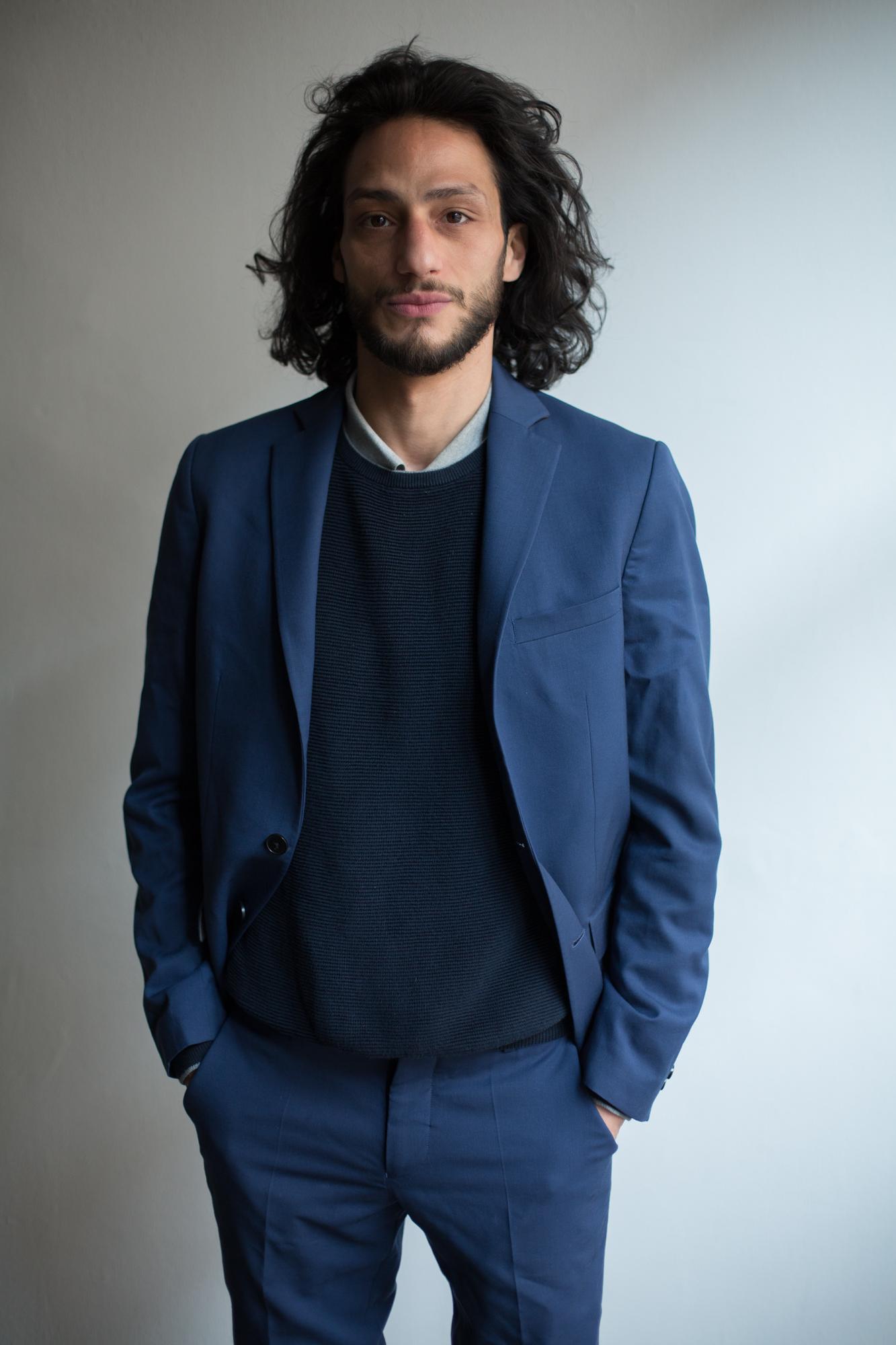 "Behind the Scenes | Burak Yigit in ""Amir"" am BE"