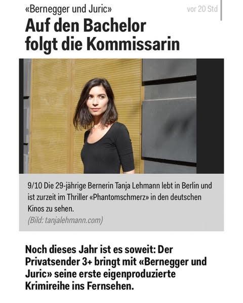Behind the Scenes: Presseecho Bernegger & Juric