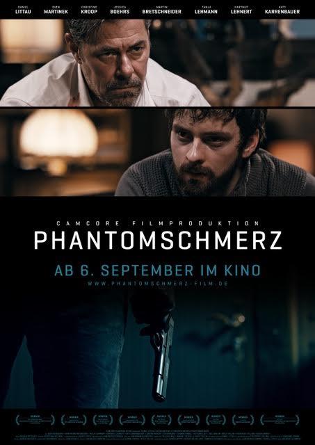 "Kinostart: ""Phantomschmerz – Der Fall Finn Fischer"" ab 6. September in deutschen Kinos"